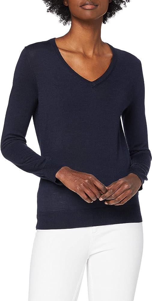 Vintage Merino Wool Short Sleeve Diamond Print Sweater Merino Sweater for Women size M FTV516