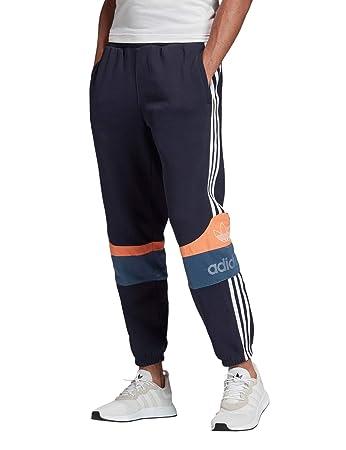 adidas Originals Outline Sp Flc Black Herren Kleidung Hosen