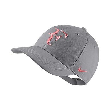 10625243b1fe4 Nike Tennis Cap - Unisex Court aerobill heritage86 RF  Amazon.co.uk ...