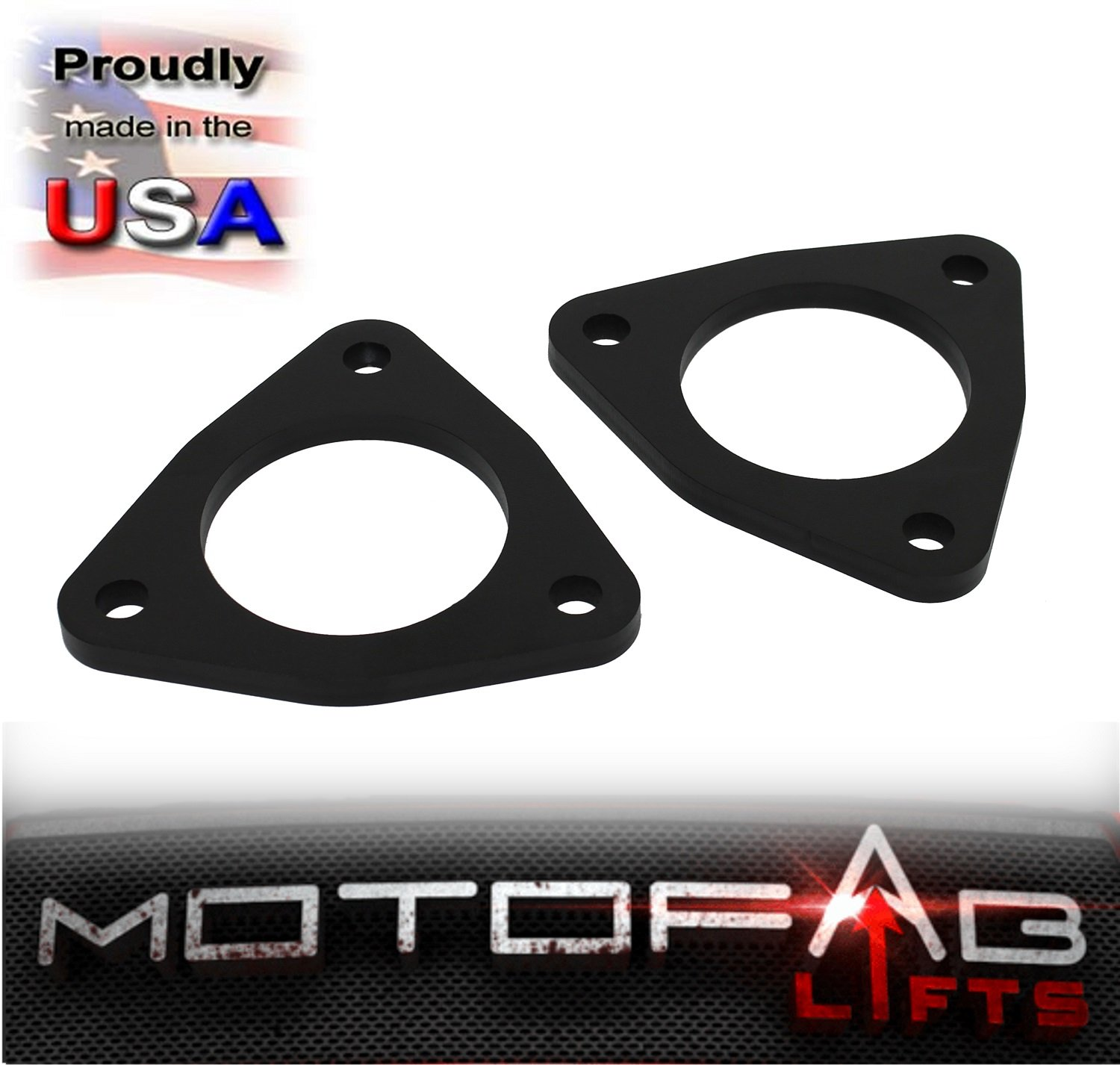 MotoFab Lifts CH-5TM 1//2 Front Leveling Lift Kit That Will Raise The Front Of Your Chevy//Gmc Pickup 2