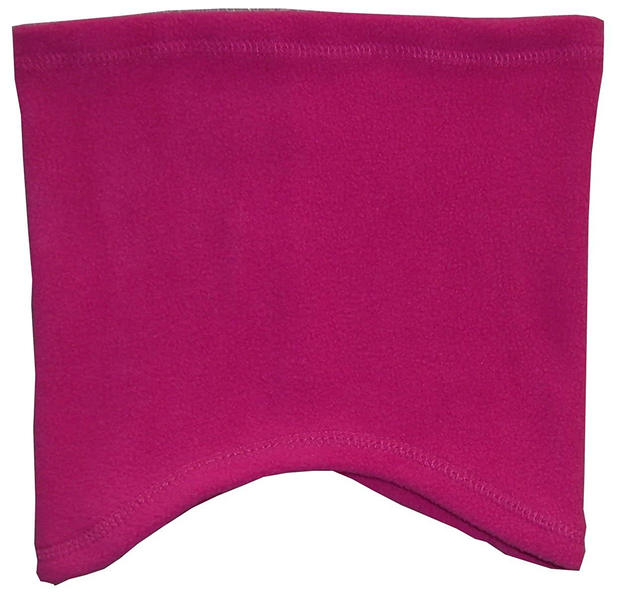 N'Ice Caps Kids Unisex Micro Fleece Neck Gaiter fuchsia) 601-FY