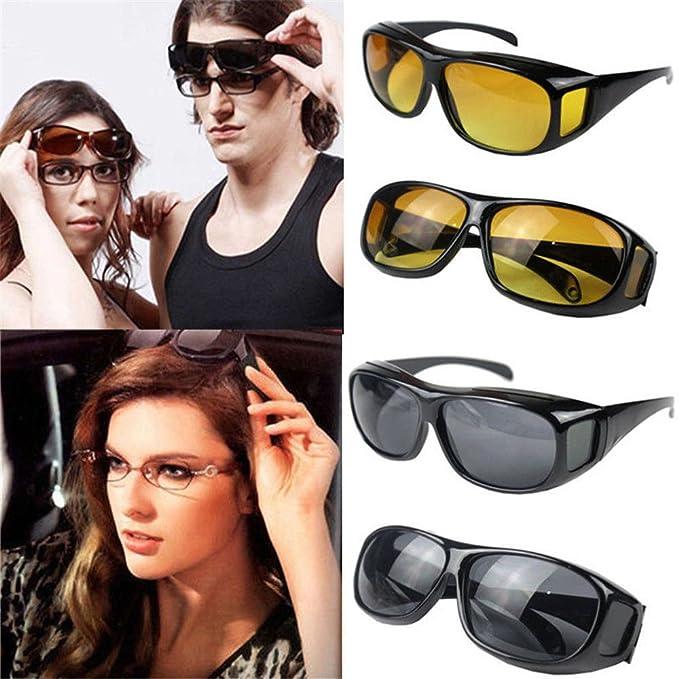 Boolavard Night Sight Night Conduire sur des lunettes UV Protection contre le vent PvTj6tBWw