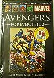 Die offizielle Marvel-Comic-Sammlung 15: Avengers Forever, Teil II