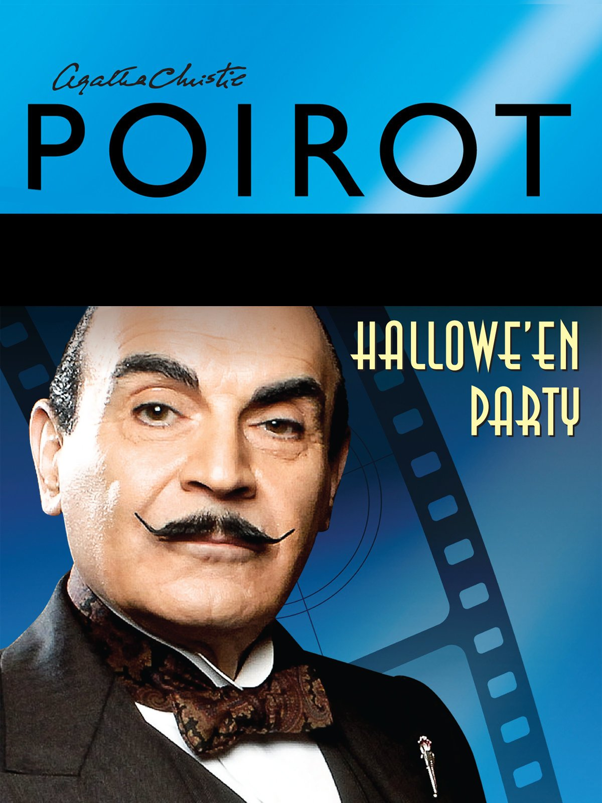 Amazon.com: Agatha Christie's Poirot: Hallowe'en Party: David ...