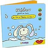"""Nédou prend son bain : Sur l'air de """"Bateau sur l'eau"""" (1CD audio)"""