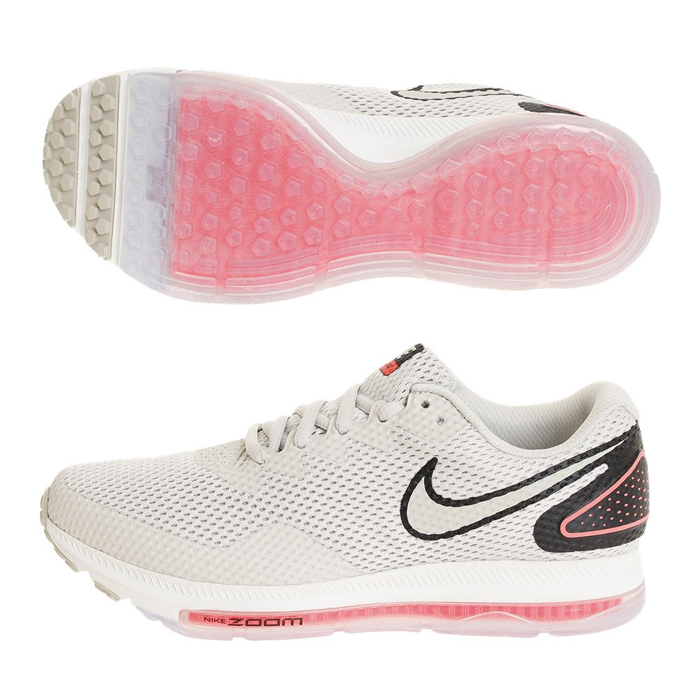 4f78827c74625 Nike Men's Zoom All Out Low 2 Running Shoe Light Bone/Light Bone Black  (8.5, Light Bone/Light Bone-Black)