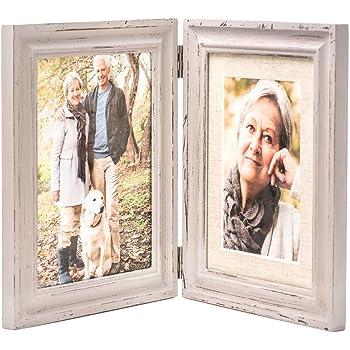 Amazon Com Lawrence Frames Polished Silver Plate 4x6