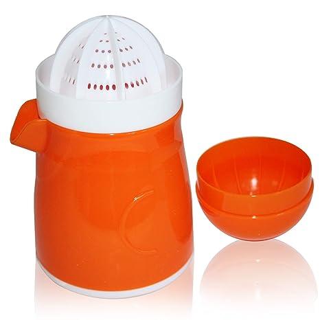 Exprimidor manual de frutas - Exprimidor de limón, lima y naranja ...