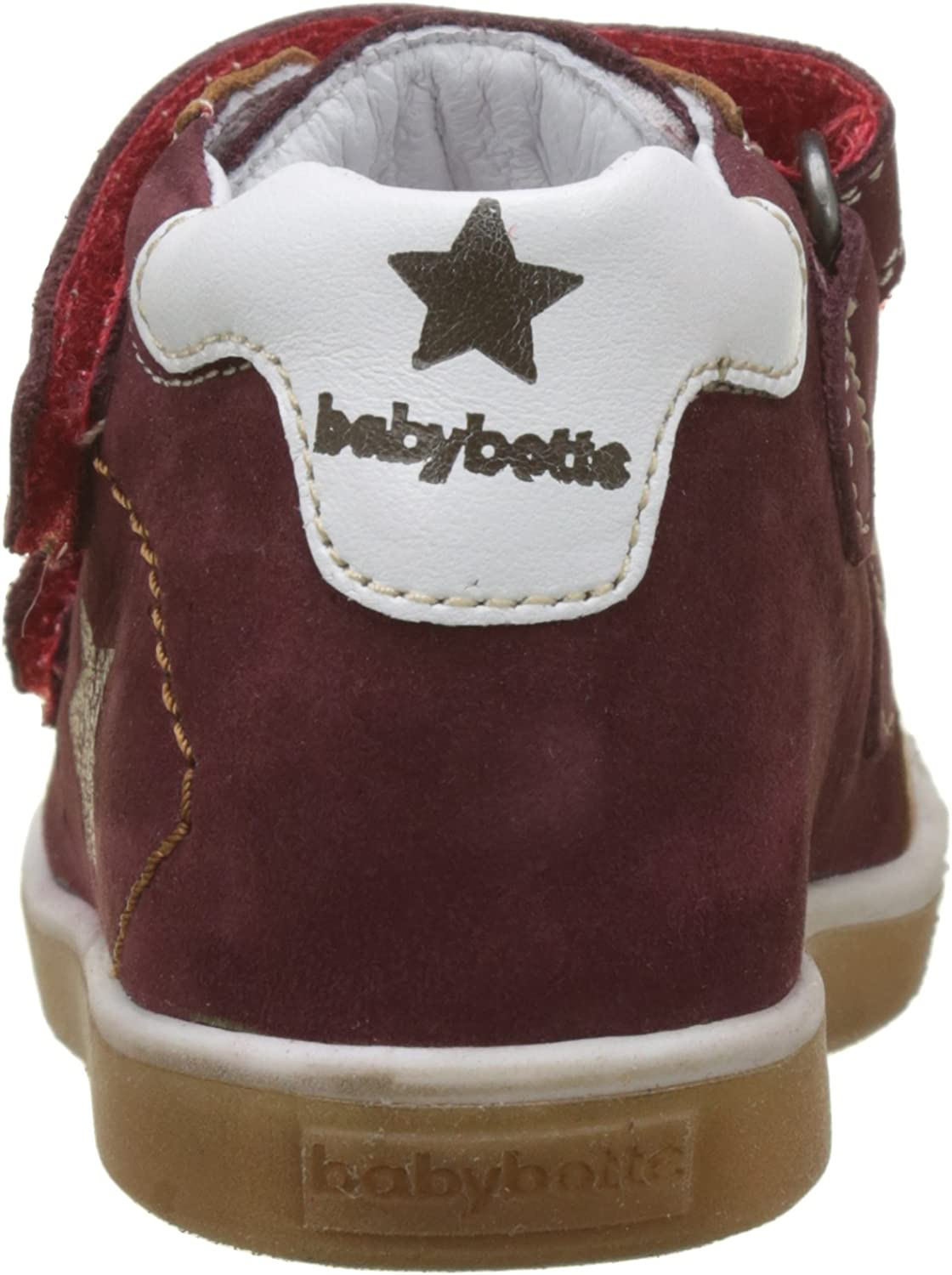 Babybotte Boys Astery Hi-Top Trainers