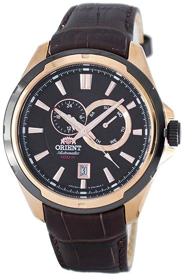 Reloj Orient Automático Caballero FET0V001T0 Deportivo