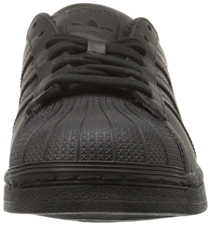 adidas Originals Unisex-Erwachsene Superstar Niedrig Schwarz (Core Black/Core Black/Core Black) 46 EU