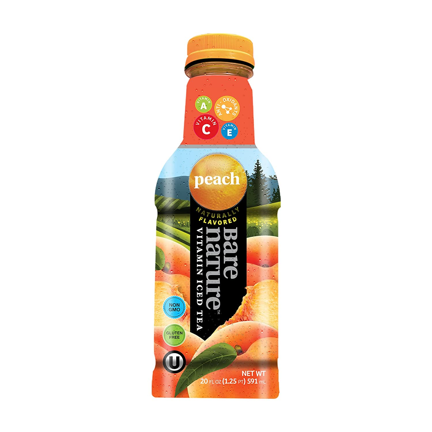 Bare Nature VITAMIN ICED TEA (Peach)