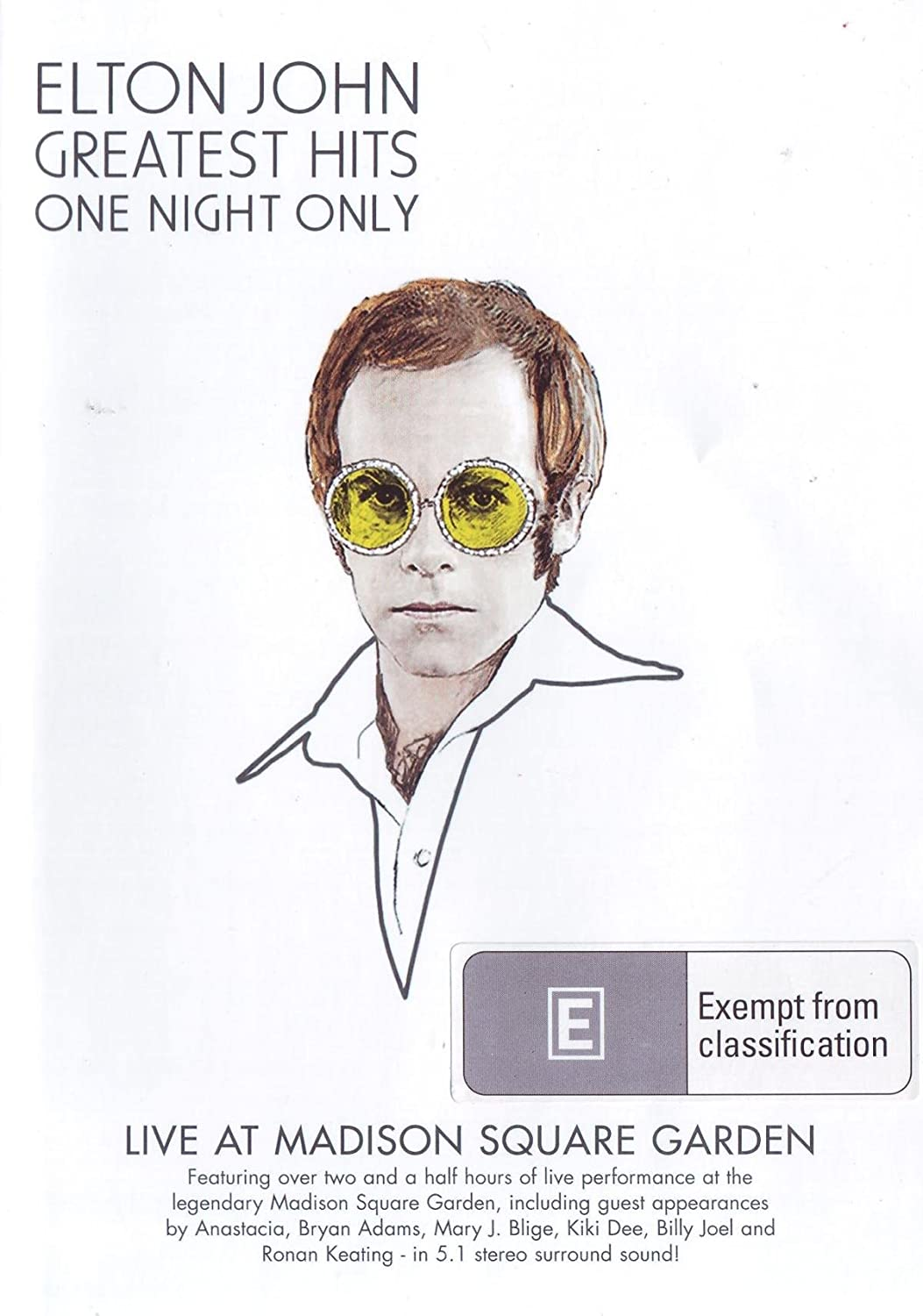 Elton John Greatest Hits - Live