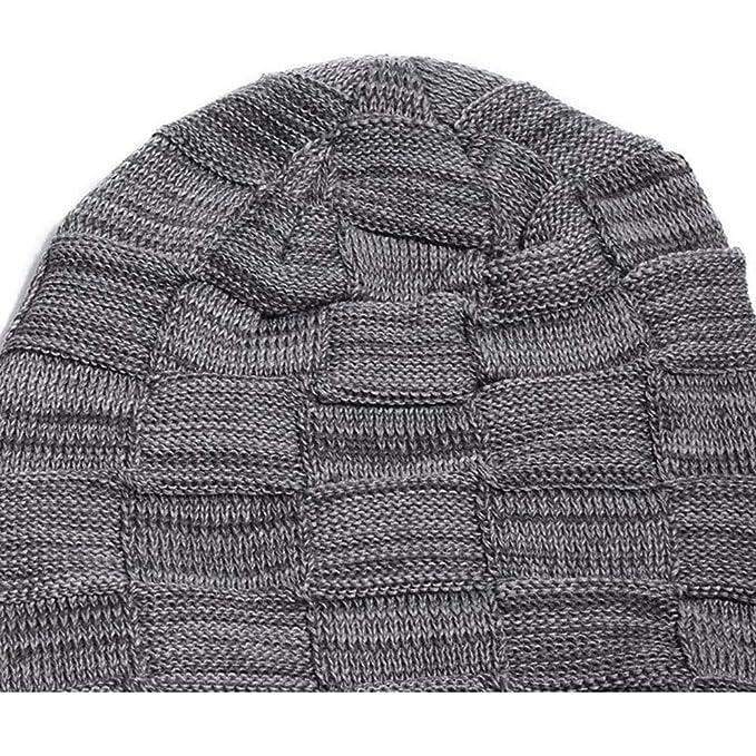 Uomo cappello sciarpa invernale 80cf9cdb0545