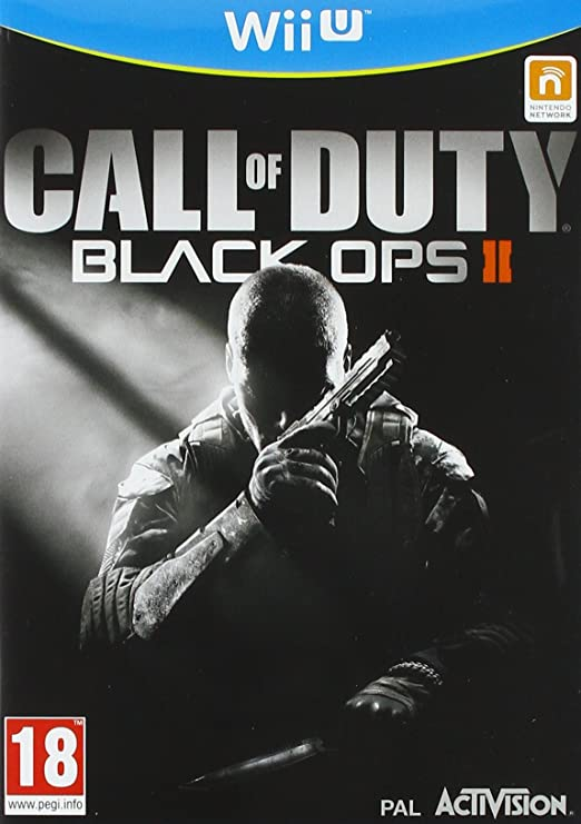 Call of Duty  Black Ops II (Nintendo Wii U)  Amazon.co.uk  PC   Video Games b641f38f2fbd