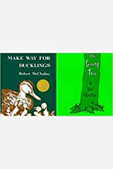 Make Way for Ducklings and The Giving Tree Kindle Edition