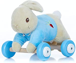 KIDS PREFERRED Beatrix Potter Peter Rabbit Pull Along Toy