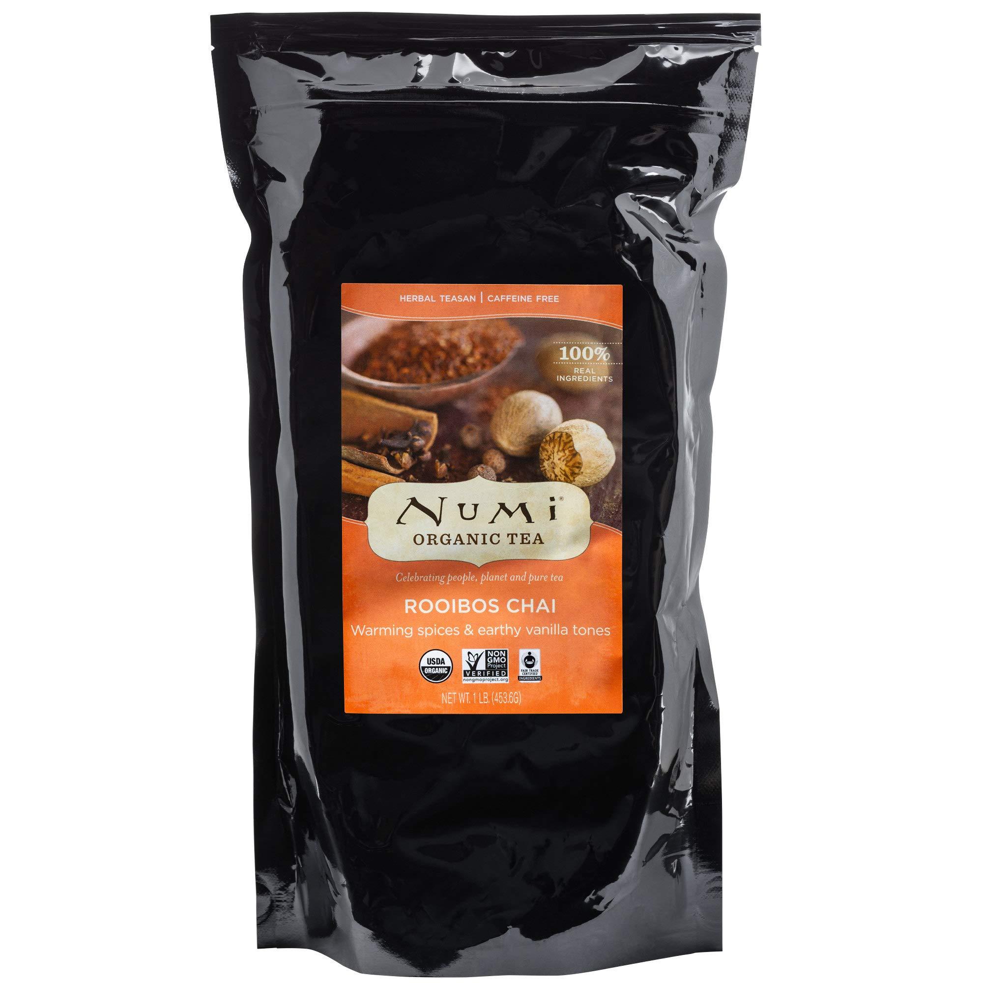 TableTop King Organic Rooibos Chai Loose Leaf Tea 1 lb. Bag