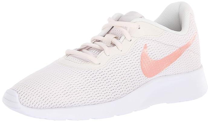 Nike Tanjun Damen Sneaker Laufschuhe Weiß