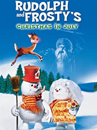 Amazon.com: Rudolph and Frosty's Christmas In July: Jackie Vernon ...