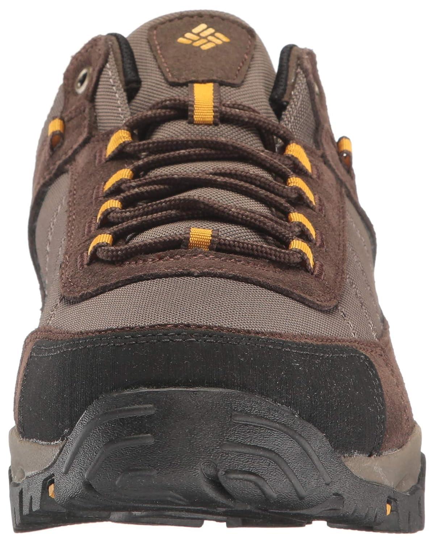 Columbia Men's Granite Ridge Hiking Hiking Hiking Stiefel, Mud, Golden Gelb, 12 Wide US 93751f