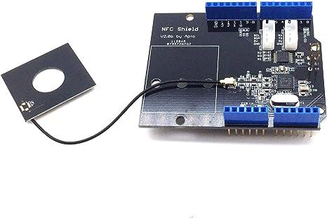 AptoFun NFC / RFID Reader / Writer PN532 for Arduino / Development Boards Module V 2.0