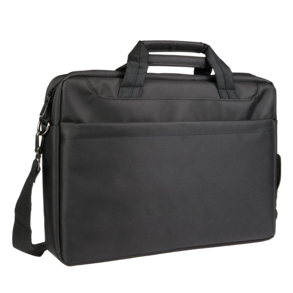 15'' Laptop Tablet Bag Large Travel Business Office Briefcase Organizer for Men Women, Oxford Nylon Waterproof Shoulder Messenger Bag Stylish Carrying Handbag Laptop Sleeve for Macbook Notebook iPad