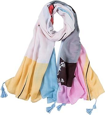 KAVINGKALY Weiche Pashmina-Schals und Wickel f/ür Frauen Schimmernde einfarbige Schals f/ür Hochzeiten