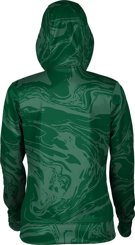 ProSphere University of Hawaii Girls Zipper Hoodie Ripple School Spirit Sweatshirt