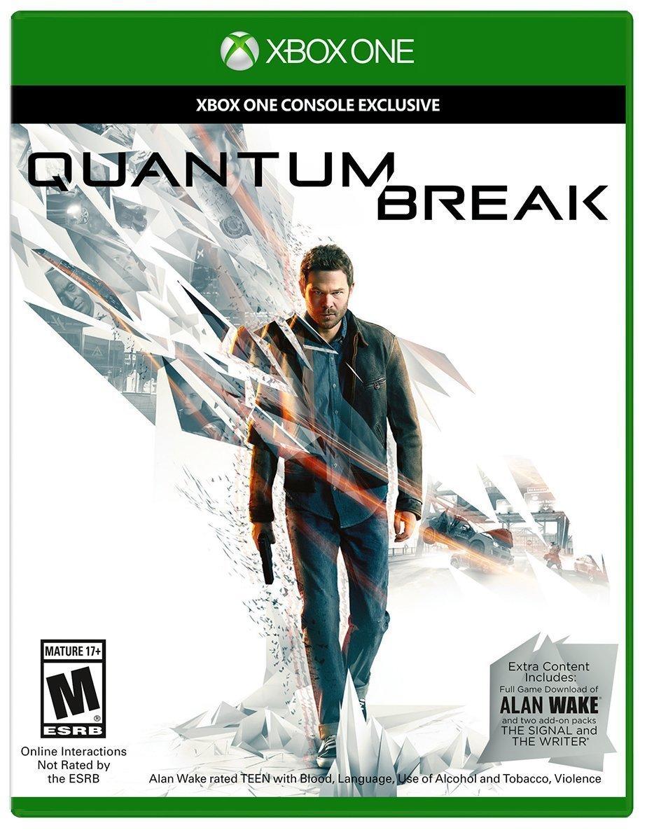 Quantum Break (Xbox One) product image