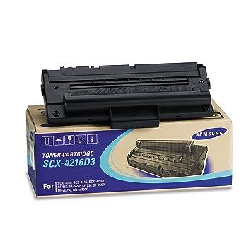 Samsung SCX-4216F Printer Driver for PC