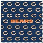 NFL Chicago Bears anteojos de sol paño de limpieza de microfibra