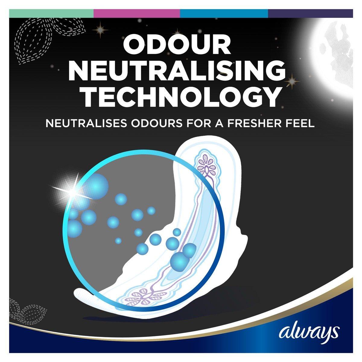 Always Ultra Secure Night - Toallas sanitarias (35 almohadillas, tamaño 4, 7 x 5): Amazon.es: Salud y cuidado personal
