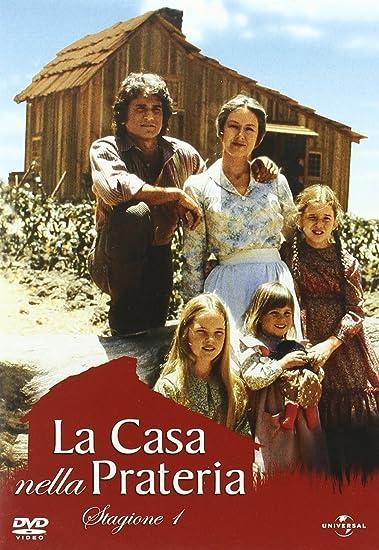 La Casa Nella Prateria  - Stagione 01-08 (48 Dvd)