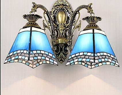 Nachttischlampe Lampe Mittelmeer Östlichen Wohnzimmer Wand Maßstab  Esszimmer Balkon Schlafzimmer Lampen LED 2