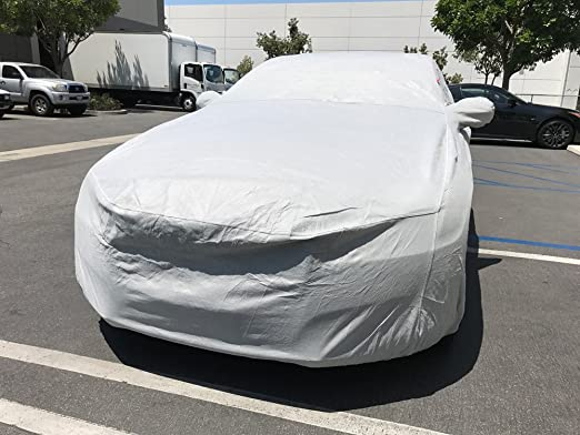 Covercraft Custom Fit Car Cover for Select Hyundai Elantra Models Black FS17338F5 Fleeced Satin