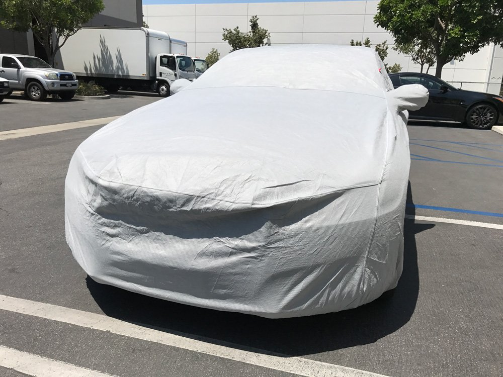 CarsCover Custom Fit 2010-2019 Subaru Legacy Car Cover Heavy Duty Weatherproof Ultrashield Covers