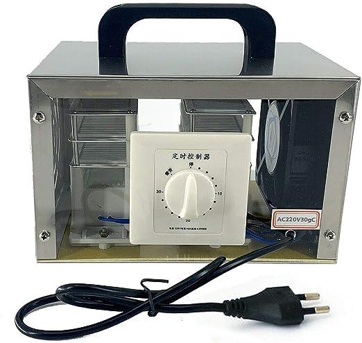 Cozyel AC220V 30G Generador de Ozono purificador de Aire ozono ...