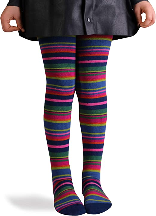 SANGIACOMO WE LOVE SOCKS LEGGINGS BIMBA CON STELLE GLITTER
