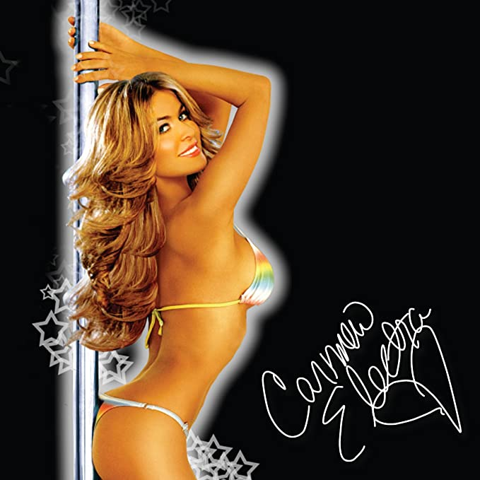 Amazon Com Peekaboo Carmen Electra Pro Home Pole Dance Kit