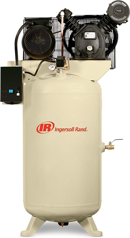 ingersoll rand 2340N5-v air compressor for heavy-duty tasks