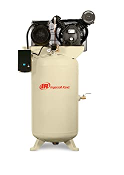 Ingersoll Rand 45465010 2340N5 5Hp 2-Stage 230 V Three Phase Air Compressor - best 80 gallon air compressor