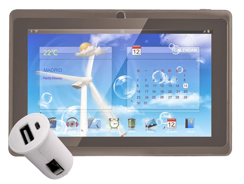 DURAGADGET Adaptador De Coche con Puerto USB para La Tablet ...