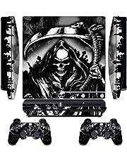 DesignSkin/Designer-Folie für Sony PlayStation PS3 SLIM System & Controller -Reaper