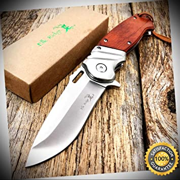 Amazon.com: BALLASTIC Asistente Apertura Plegable Cuchillo ...