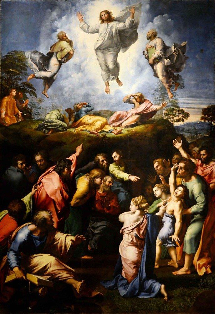 The Transfiguration – 傑作クラシック – アーティスト: Raphael C。1516 24 x 36 Giclee Print LANT-57249-24x36 B017ZKZSYA  24 x 36 Giclee Print