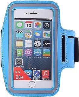 Jixin4you Unisexe Sac de Bras Brassard Package Téléphone Portable pour Sport Course à Pied