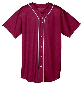 A4 Nb4184 - Camiseta de béisbol de Manga Corta para niño (tamaño: Amazon.es: Deportes y aire libre