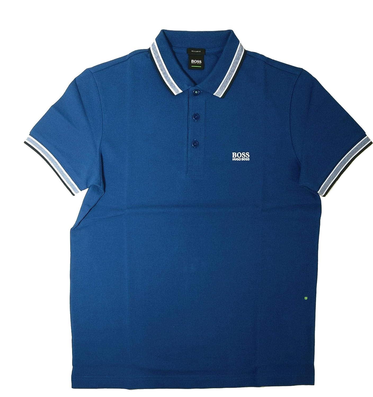 [ヒューゴボス] ポロシャツ メンズ PADDY ゴルフ用 HB-231 [並行輸入品] M  B07K3YHKPD