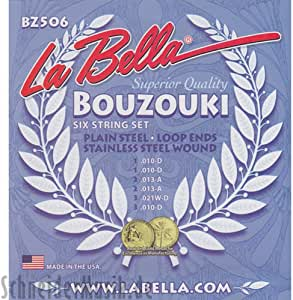 LaBella La Bel Bauzouke 6 Stg Set